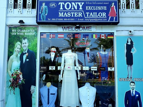 GPL Tony Tailor