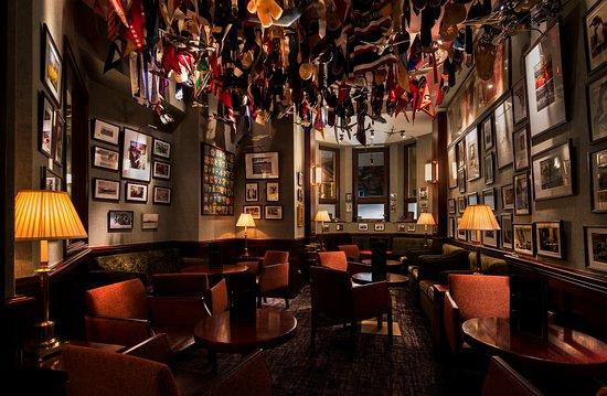 The Stafford London: The American Bar