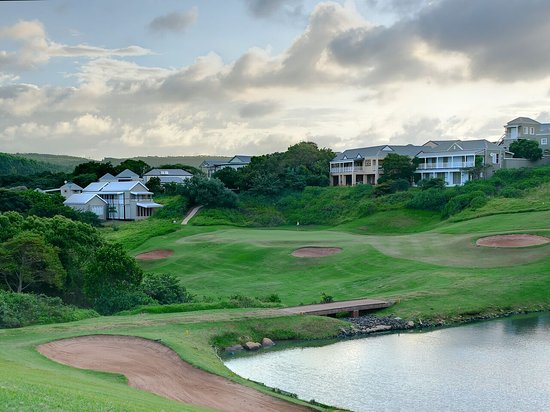 Stanger, แอฟริกาใต้: View of The 18th and the Golf Course
