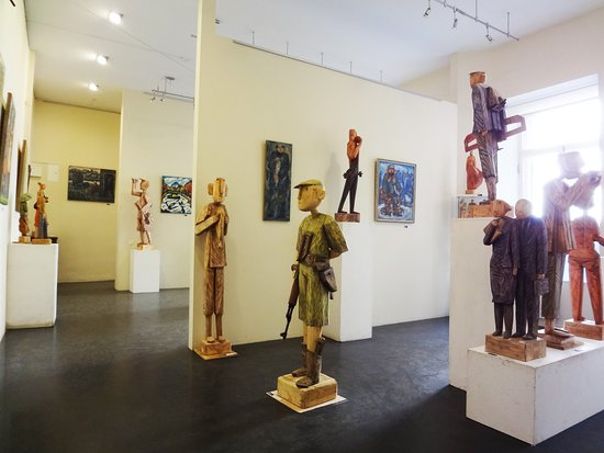 Mart Modern Art Gallery