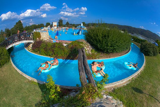 Hotel Toplice TERME CATEZ: Summer Thermal riviera