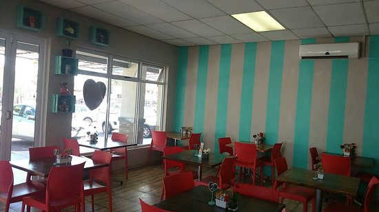 Centurion, Sudafrica: Our Coffee shop