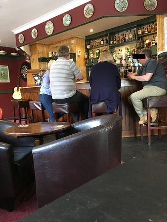 Kirkmichael, UK: Pub