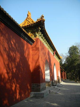 Xiaoling Tomb of Ming Dynasty: Cartoline da Nanchino, Cina
