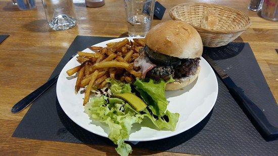 """Lot-et-Garonne, França: Le """"Home Burger"""""""