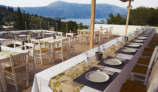 Restaurant Panorama: it is an owner to accommodate in your most special days