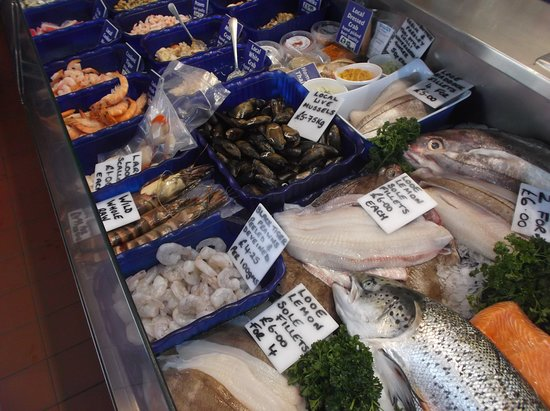 Pengelly's fishmongers: You name it we have got it - probably