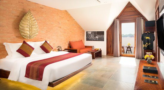 Golden Temple Residence : Room/Deluxe Suite