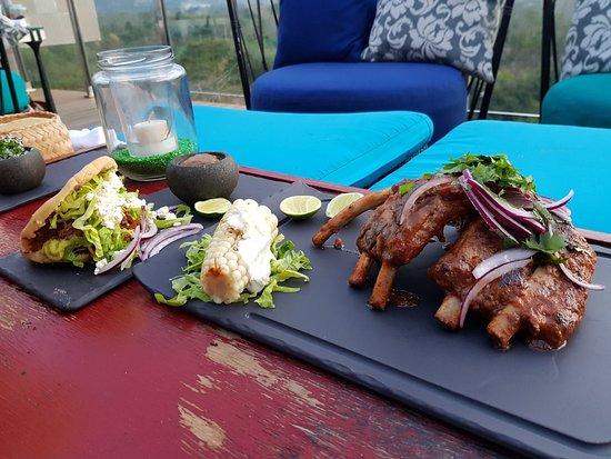 Bilde fra UNIQUE Rooftop Bar & Restaurant