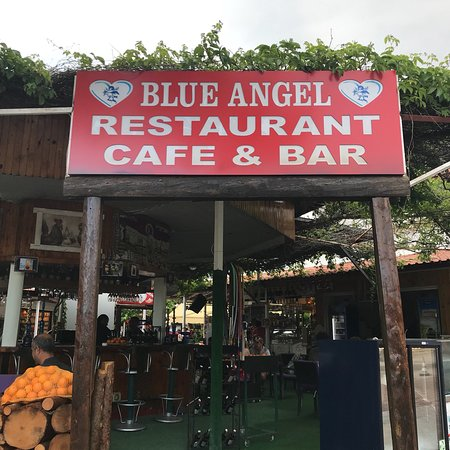 Blue Angel Restaurant & Cafe Resmi