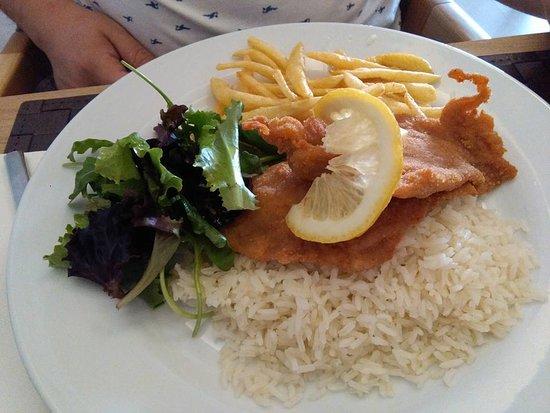 Paparico's Restaurante: panados