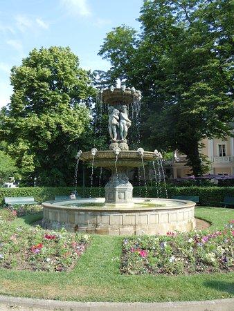 Fontaine du Cirque