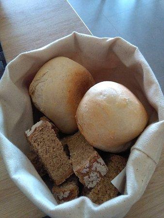 Paparico's Restaurante: variedades de pão