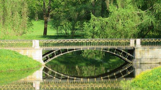 Catherine Palace and Park: เงียบสงบ ได้บรรยากาศ
