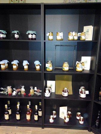 Caminomorisco, Spain: Algunos de nuestros productos selectos