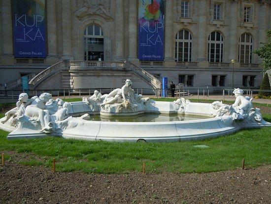Fontaine La Seine et ses Affluents