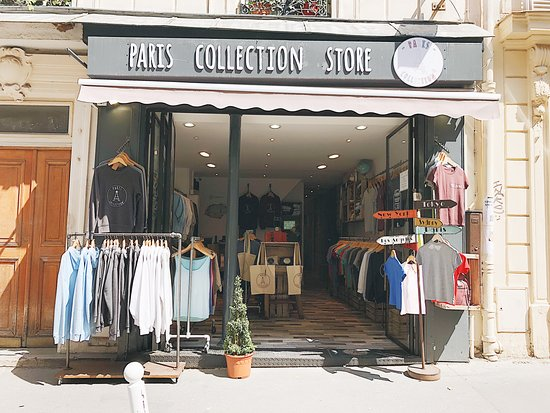 ‪Paris Collection Store‬