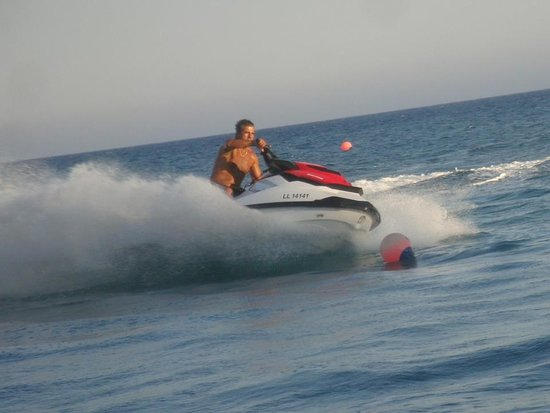 Pissouri, Cypr: sea doo GTS