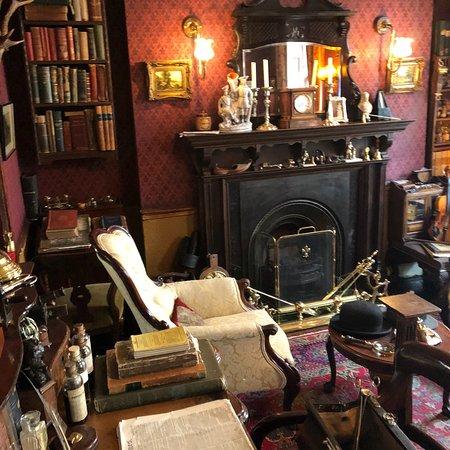 Sherlock Holmes Museum Φωτογραφία
