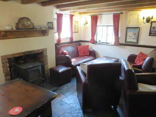 Diseworth, UK: comfy seating