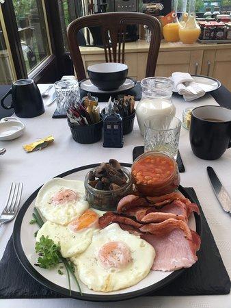 Gleann An Ronnaich: Frühstück à la carte