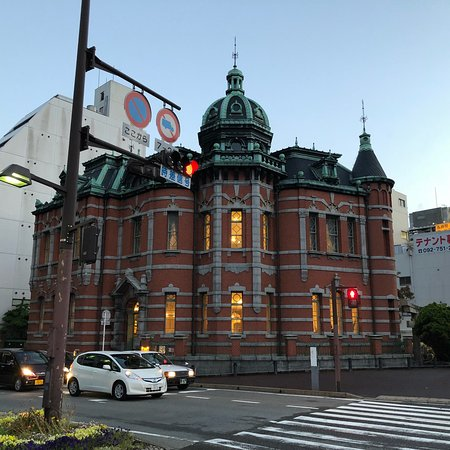 Fukuoka Akarenga Cultural Center