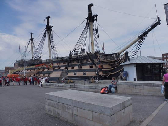 HMS Victory: The ship