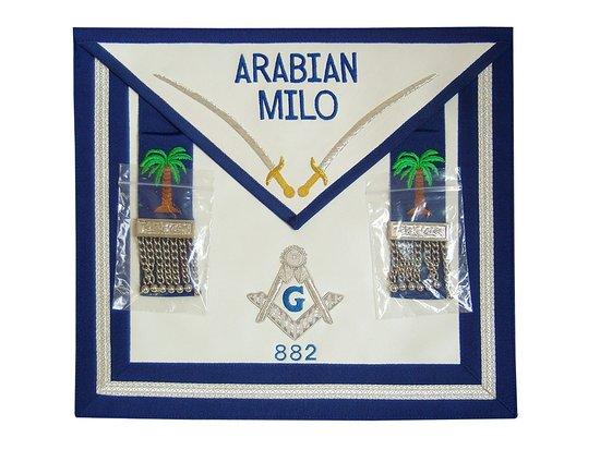 6839ad19e6 Victoria Regalia - Shop for Freemasons  Special Master Mason Apron