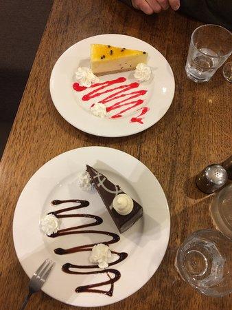 Ascot, Australia: Dessert