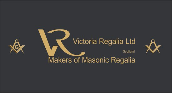 VR Logo - Picture of Victoria Regalia - Shop for Freemasons