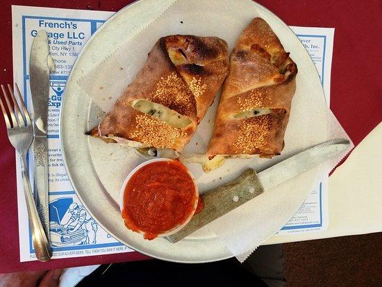 Sidney, NY: Stromboli
