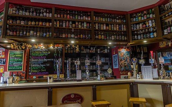 Oviedo, España: Cervecería Cimmeria