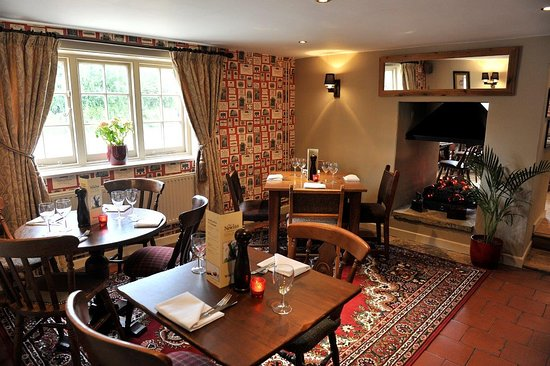 Kidmore End, UK: Restaurant