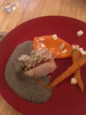 Malu: Lieu - mousse et carottes tournées