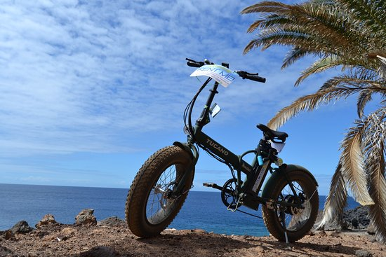 Elerent Tenerife Free Bike