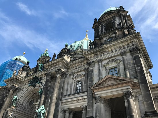 Berlin Cathedral: la cattedrale