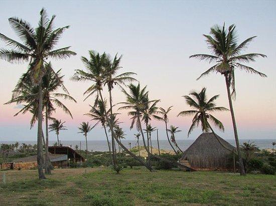 Provinsen Inhambane, Mocambique: Sunrise