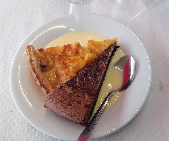 Saint Michel: Cuisine fait maison lieu très agréable prix modérés