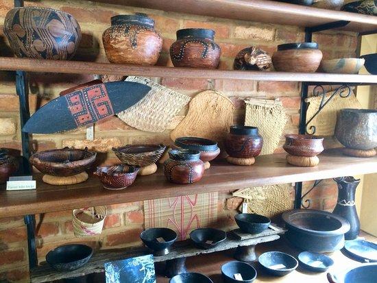 Ameríndia - Arte Indígena Brasileira: Foto: Helen Sacconi