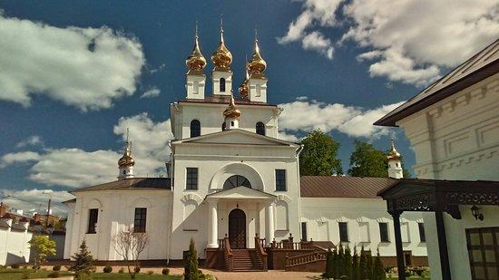 Holy Dormition Monastery: Свято Успенский мужской монастырь