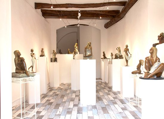 St-Paul-de-Vence, فرنسا: Galerie Alain Choisnet - Saint-Paul de Vence