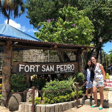 Fort San Pedro: photo1.jpg