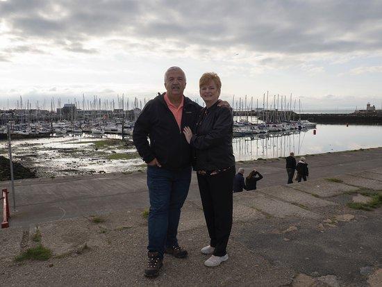 Sutton, Ireland: Howth harbour