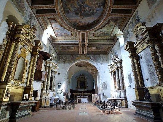 Chiesa del Monastero della SS. Annunziata