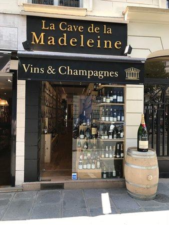 La Cave de la Madeleine