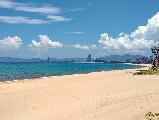 Haitang Bay: Залив