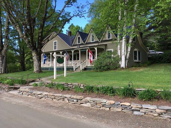 Warren, Βερμόντ: Front of the Inn