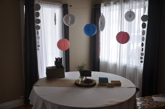 Tavistock, Canada: Ruby Quehl Room