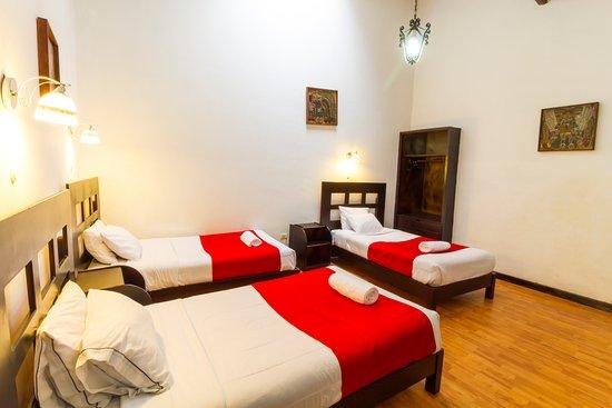 Royal Inti Cusco: Triple bedroom