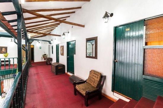Royal Inti Cusco: Balcon segundo piso